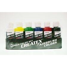 "(100,61€/1l) Createx ""opak"" Starter Set ( Createx Airbrush Colors ) 115299 Airbr"