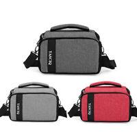 DSLR tasche Schultertasche Fototasche mit Tragegurt für Canon Nikon