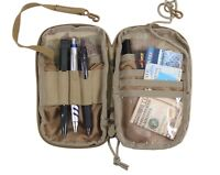 Personal Effects Pouch Multicam Military Tactical Zipper Wallet Rothco 11661