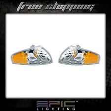 Fits 00-02 MAZDA 6.2.6 SIGNAL LIGHT/LAMP  Pair (Left and Right Set)