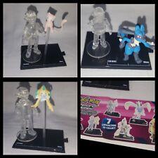 3 x Pokemon ZUKAN Figuren Figures Figur   Perfekt °°° BPZ see Pictures