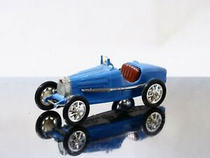 RAMI JMK n° 6 Bugatti course 1928 jamais joué 1/43