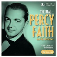 PERCY FAITH  * 46 Greatest Hits * NEW 3-CD Box Set  * All Original Songs * NEW