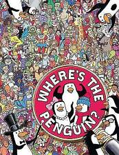 Where's the Penguin by Sophie Schrey (Hardback, 2013)
