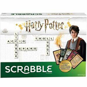 Scrabble Harry Potter juego de mesa para familia original en español
