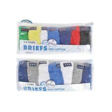 Sous-vêtements bleu pour garçon de 5 à 6 ans