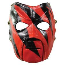 NEW WWE Kane Deluxe Adult Mask Wrestling Officially Licensed Costume Accessory
