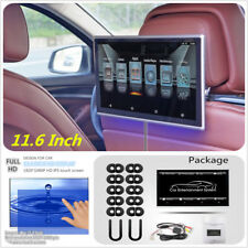 Portable Android 6.0 Touch Screen Car Player Headrest Monitor Pillow WiFi