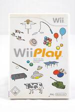 Wii Play (Nintendo Wii/Wii U) Spiel in OVP, PAL, CIB, TOP, GUT
