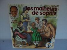 Livre Disque Enfant - Les Malheurs de Sophie
