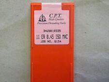 Gewindeplatten von CPT, 11ER 0,45 ISO MXC