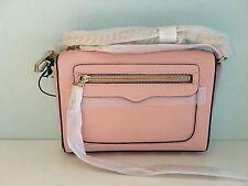 NWT 100% Authentic Rebecca Minkoff Avery Crossbody Bag (Quartz)