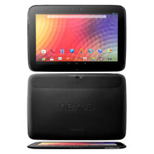 Samsung Google Nexus 10 32GB, Wi-Fi, 10in - Black Tablet