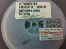 Coilcraft P/N: F5649-H - 2000 PCS REEL, Inductor chip 10uH