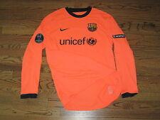 Messi Barcelona Argentina Shirt Jersey Match Un Worn Player Issue L/S UCL 09-10