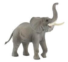 63685 Bullyland African Elephant Figurine [Wild Animals] 165x110x210mm