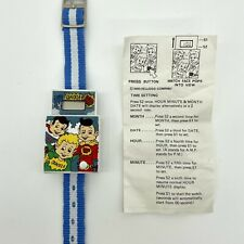 More details for vintage 1990 kellogg's rice krispies pop up novelty watch with instructions