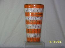 Fratelli Fanciullacci Italian Gambone Fantoni Mid-Century Long Stem Beaker Vase