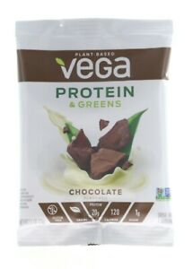 20 Pack Plant Based VEGA Protein & Greens -CHOCOLATE Protein Exp 10/2021  (C2)