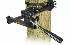Muddy Basic Game Trail Camera Arm Black Quick-Release 360 Mount MCA100