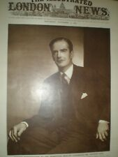 Photo article Foreign Minister Anthony Eden 1943 ref Ao