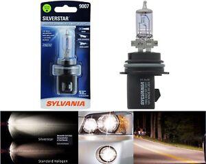 Sylvania Silverstar 9007 HB5 65/55W One Bulb Head Light Dual Beam Replacement OE