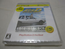 7-14 Days to USA. New Edition PS3 Initial D Extreme Stage the Best Japanese Ver