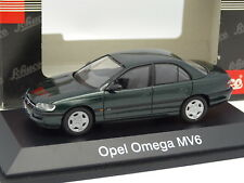Schuco 1/43 - Opel Omega MV6 Verte