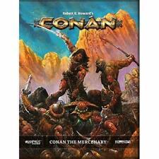 Conan the Mercenary - Hardcover NEW Howard's, Rober 01/10/2018