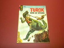 TUROK - SON OF STONE #53 Gold Key/Dell Comics 1966 dinosaurs cavemen prehistoric