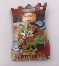 Disney MNSSHP 2018 Halloween Party Limited Edition Minnie Mouse  Pin