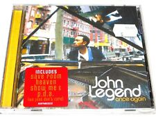 cd-album, John Legend - Once Again, 13 Tracks, Australia