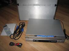 JVC HR-XVS20E 6-Kopf Super-VHS Videorecorder DVD-Player DVD/Videorekorder