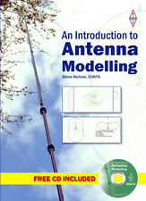 Radio Ham Introduction to Antenna Modelling - BOOK with CD