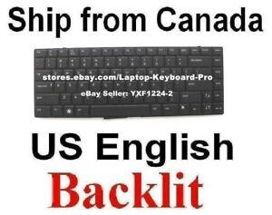 Keyboard for Dell Studio XPS 13 1340 16 1640 1645 1647 PP35L PP17S - US Backlit
