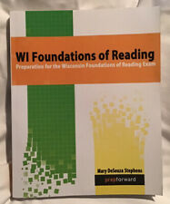 WI Foundations Of Reading Preparation For Wisconsin Reading Exam