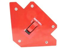 30lb Magnetic Weld Holder with On Off Switch Welding Magnet Triangle Arrow WH044