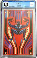 Avengers #38 Veregge Black Panther Variant Marvel Comics 2020 CGC 9.8
