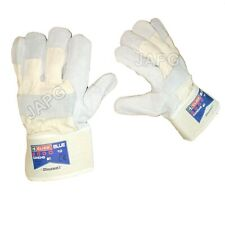 Canadian Rigger Gloves, Gardening, Building, Cleaning, Safety, PPE, Size L Large