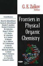 Frontiers in Physical Organic Chemistry by  | Hardcover Book | 9781600211287 | N