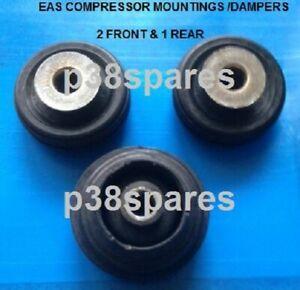 Range Rover P38 Air Suspension EAS Compressor Rubber Anti Vibration Mountings