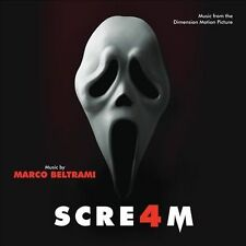 Scream 4 (Score), New Music