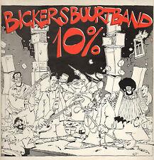 BICKERS BUURTBAND - 10% (1985 VINYL LP COMIC COVER WIM STEVENHAGEN)