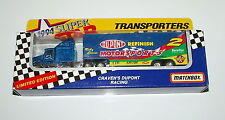 1994 Matchbox: HO Scale _Super Star Transporters - Ricky Craven/ Du Pont _MIB