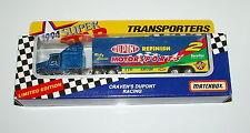 1994 Matchbox: HO Scale _Super Star Transporters - Ricky Craven/ Du Pont _MIB