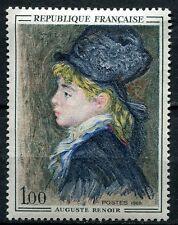 STAMP / TIMBRE FRANCE NEUF  N° 1570 ** TABLEAU ART / MODELE AUGUSTE RENOIR