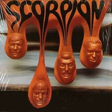 SCORPION Detroit Psych FUNK BROTHERS Tower Records SEALED VINYL RECORD LP