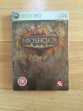 Bioshock (Steelbook/Tin) para Xbox 360