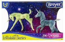 Breyer Freiheit Serie Pferd Zoe & Zander #62206