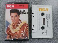 ELVIS PRESLEY - BLUE HAWAII -  ALBUM - CASSETTE TAPE